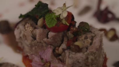 Chef Gautam makes Lamb of the Loins - Food Tripping
