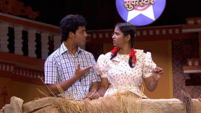 Judges heap praises on a love story - Maharashtracha Superstar 2