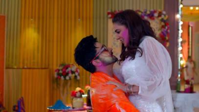 Karan and Preeta's Holi celebration   Kundali Bhagya