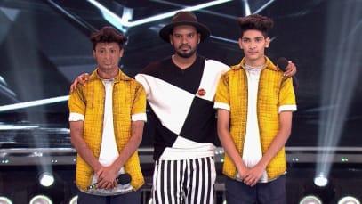 Tantsuy, Indiya, tantsuy! Bitva chempionov Episode 12