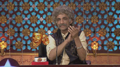 Sanjay Jadhav-Makrand Deshpande's performance - Maharashtracha Superstar