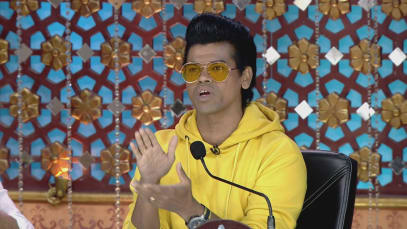 The contestants present their unique performances - Maharashtracha Superstar 2