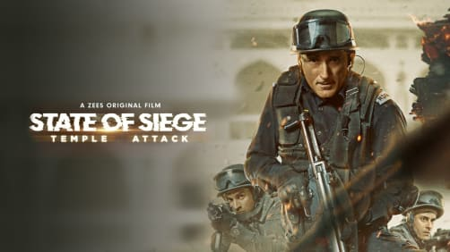 State of Siege: Temple Attack Movie