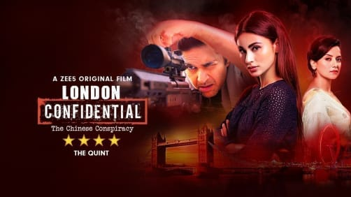 London Confidential Movie