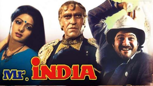 Mr. India Movie