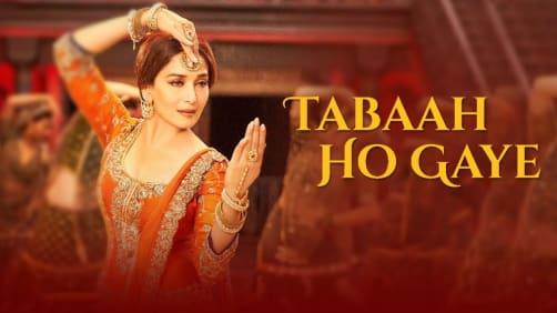 Tabaah Ho Gaye - Kalank | Madhuri Dixit | Varun Dhawan | Alia Bhatt