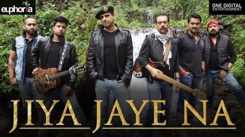 Jiya Jaye Na - Euphoria | Palash Sen | Shreya Ghoshal