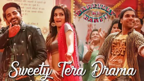 Sweety Tera Drama - Bareilly Ki Barfi   Kriti Sanon   Ayushmann Khurrana   Rajkummar Rao