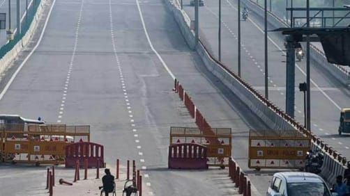 Curfew extended in UP till May 24