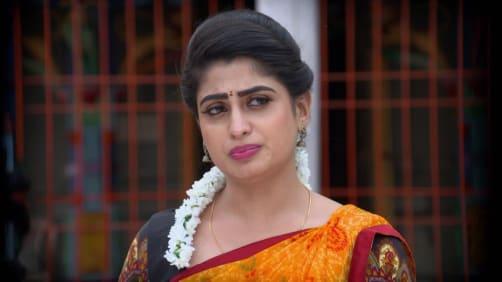 Narayana surprises Sravani with the scooter - Akka Chellellu