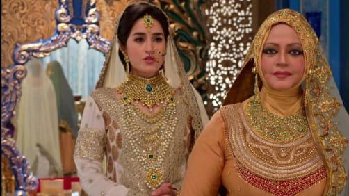 Razia Sultan - Episode 8