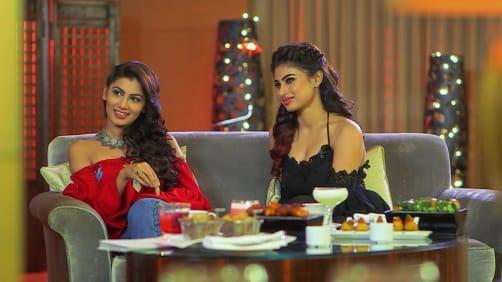 A Table For Two - Episode 1 - Sriti Jha & Mouni Roy