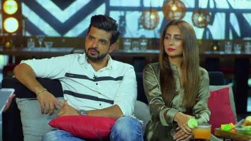 A Table For Two - Episode 2 - Karan Kundra & Anusha Dandekar
