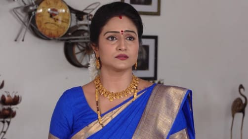 Dharani controls Aditya's anger - Akka Chellellu