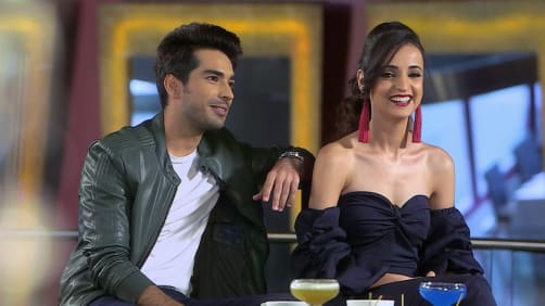 A Table For Two - Episode 6 - Sanaya Irani & Mohit Sehgal