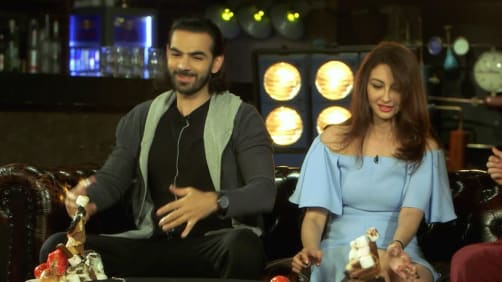 Karan Grover & Saumya Tandon - A Table For Two - Episode 10 - Behind The Scenes