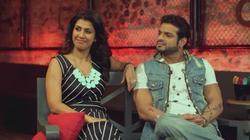 Karan Patel and Ankita Bhargava's First Interview as a Couple!
