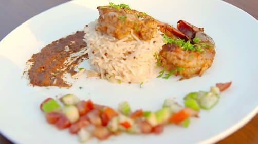 Episode 2 - Prawns And Oysters In Goan Masala - Femme Foodies