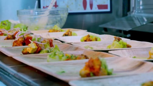 Episode 8 - Chilli Corn with Salsa, Paneer Tikka With Dhania Alu - Femme Foodies