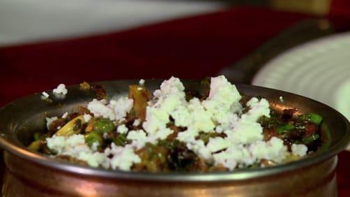 Episode 4 - Grasshopper dish, Tutsi Rice Beer, Khad Chicken - Rocky And Mayur's Food Xpress