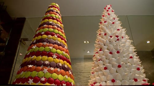 Episode 8 - Croquembouche and giant dosa - Rocky And Mayur's Food Xpress