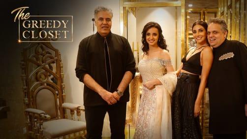 Ep 1 - Abu Jani and Sandeep Khosla with Sanaya Irani