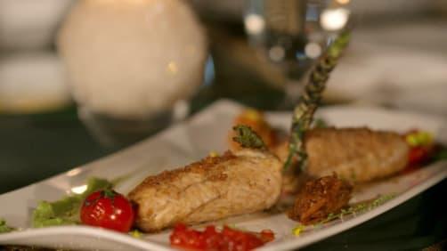Chef Gautam makes Shaahi Maahi Chutney Bahaar - Food Tripping