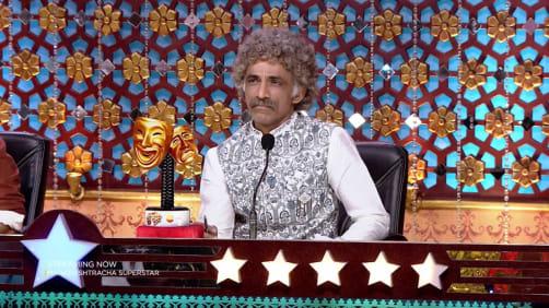Sanjay Jadhav calls Makrand 'Kanjoos' - Maharashtracha Superstar – Promo