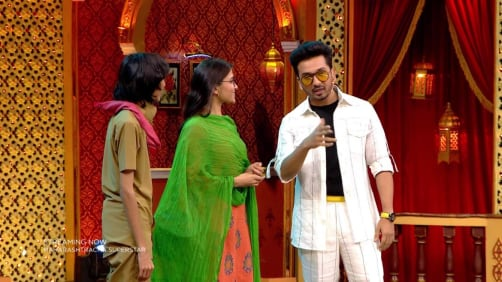 Outstanding tapori performance - Maharashtracha Superstar Promo