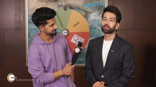 Pictionary with Nakuul Mehta and Ravi Dubey