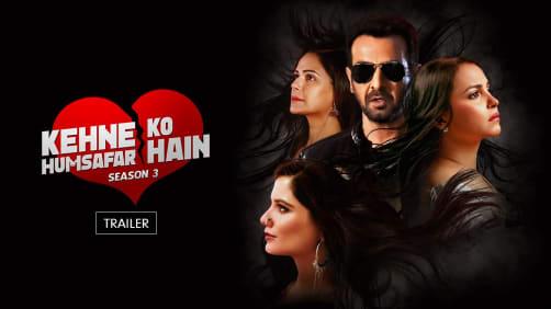 Kehne Ko Humsafar Hain   Season 3   Trailer
