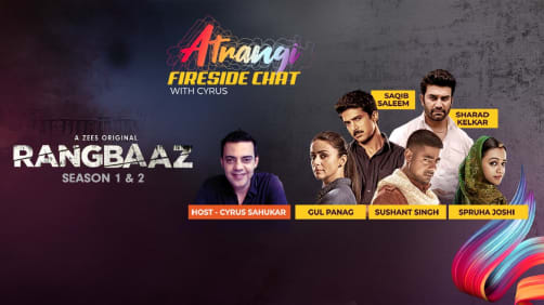Fireside Chat with Rangbaaz Phirse Team