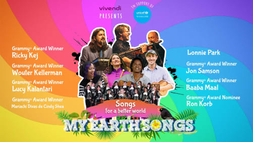 My Earth Songs with Ricky Kej