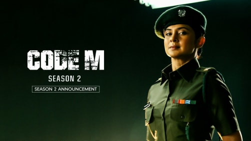 Code M | Season 2 | Announcement Promo