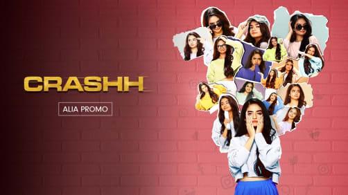 The Vivacious Alia | Crashh | Promo