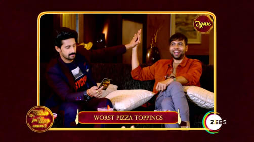 Abhishek and Ravi Play Jinx   A Table For Two S2
