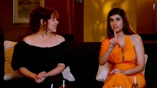 A Chat with Shreya and Maanvi