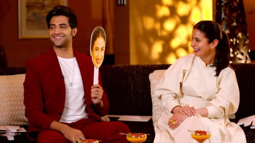 A Chat with Akshay Oberoi and Rasika Duggal
