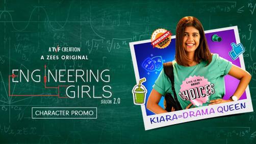 Engineering Girls 2.0 | Kiara, the Drama Queen | Trailer