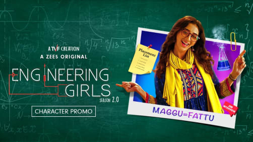 Engineering Girls 2.0 | The Panic-Stricken Maggu | Trailer