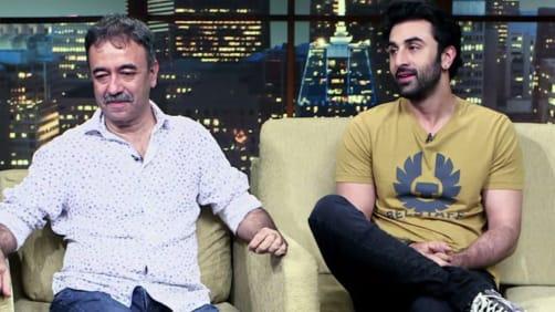 Interview - Rajkumar Hirani And Ranbir Kapoor   Sanju - Part-1