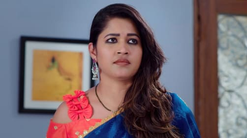 Geetha Takes Up Work for Money
