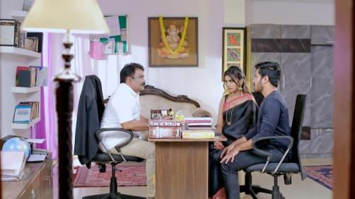 Shivani-Trishul Sign the Divorce Papers