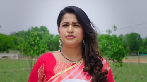 Shiva Gives a Hint to Geetha