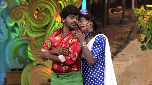 Surya and Vishwanath's amazing performance - Comedy Khiladigalu Championship S2