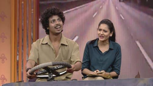 Rajkumari and Gaurav perform a hilarious skit
