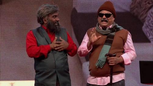 Thukaratwadi's hilarious spoof show - Chala Hava Yeu Dya - Utsav Hasyacha
