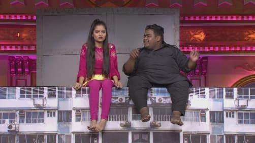 Payal and Hasan's romantic performance