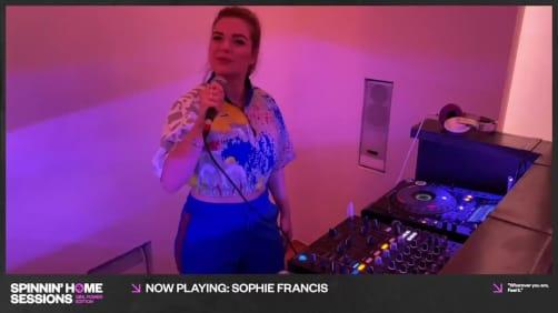Sophie Francis - Sunburn at Home