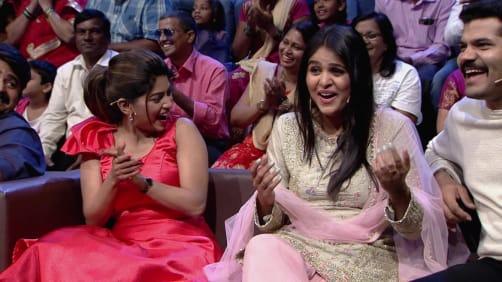 Abhidnya and Adwait's hilarious skit - Chala Hava Yeu Dya - Utsav Hasyacha